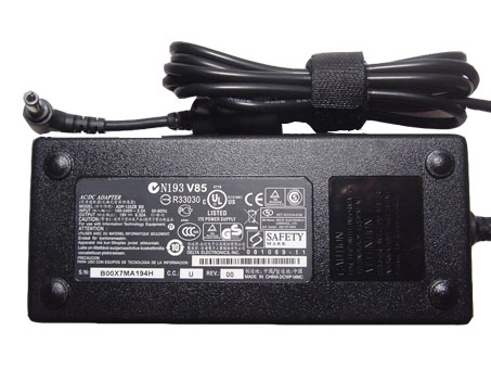 Batterie pour 100-240V  50-60Hz (for worldwide use) 19V 6.32A, 120W ADP-120ZB-BB