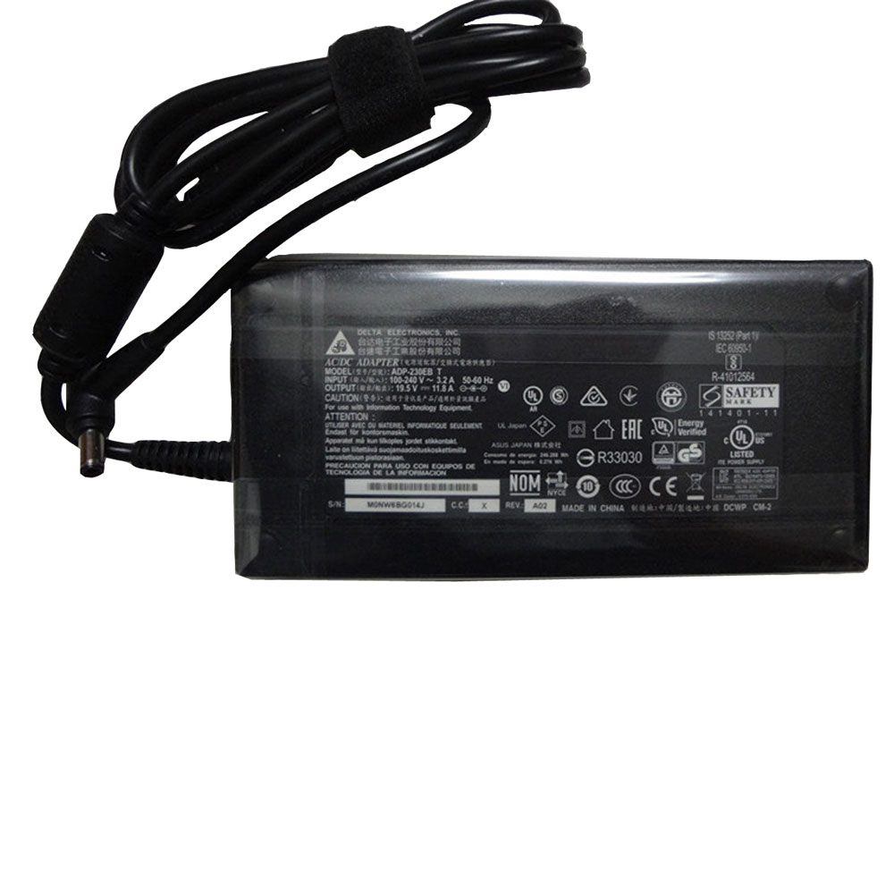 Batterie pour 100-240V,50-60Hz(for worldwide use) 19.5V  11.8A,  230W ADP-230GB B