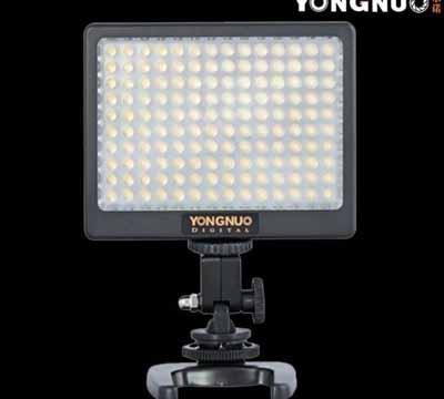 Yongnuo YN140 YN-140 LED Camera Lamp Video light for Canon Nikon Camers
