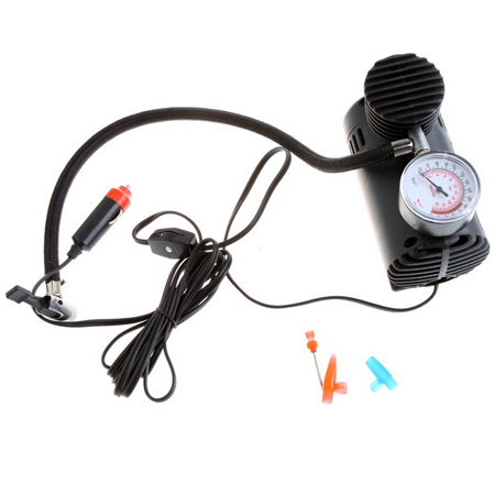 Portable 12V Car Auto Electric Air Compressor Tire Infaltor Pump 300 PSI