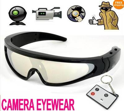 New 720P HD spy cam Eyewear sun glasses camera Hidden DVR Digital Camera Eyewear