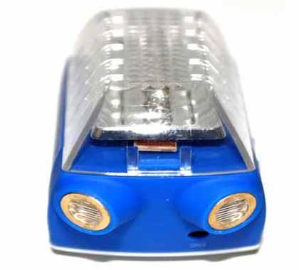 Ultra Bright 6 LED LASER BIKE REAR SAFETY TAIL LIGHT