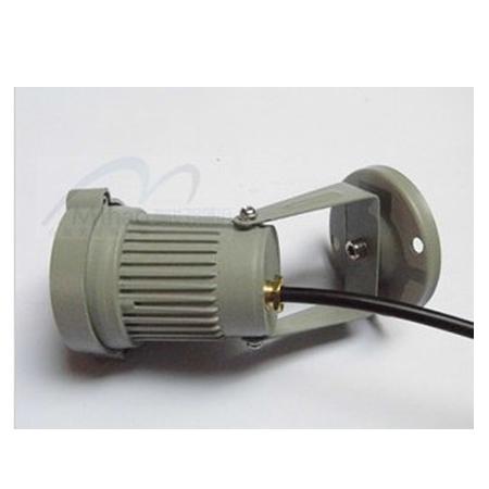 3W Warm & White &Black 3*1W LED Spot Light Garden Lawn Lamp110V-220V Floodlight