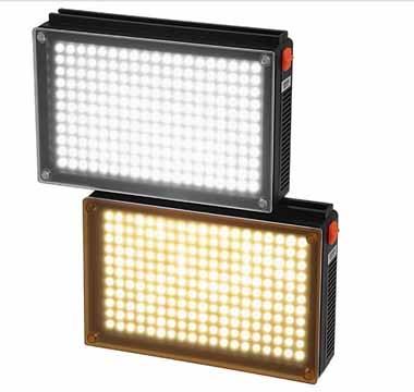 LED 209AS Video Light KIT Camcorder, DSLR, Camera Lighting