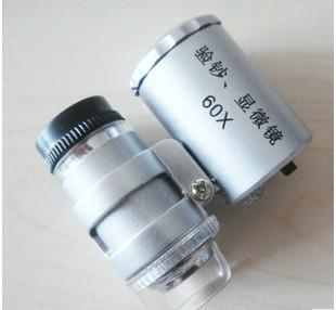 60X LED Light Microscope