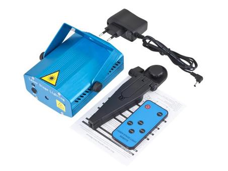 Remote Control Mini LED Laser