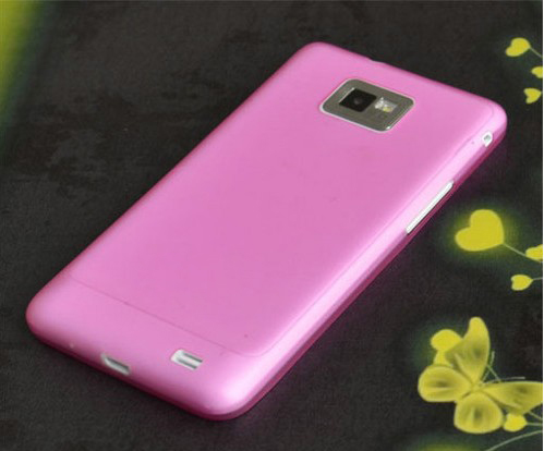 0.3mm Ultra Thin Back Case Cover Skin for Galaxy S2 S II i9100 i9108