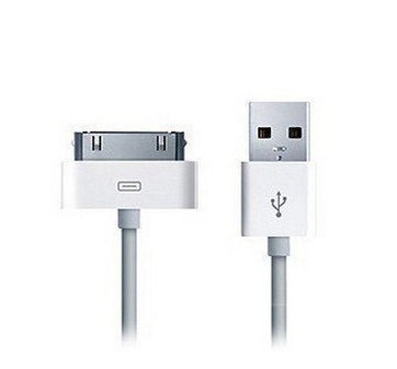 USB Data Sync Charger Cable Cord for iPhone 4 4S 3G/3GS iPod Touch