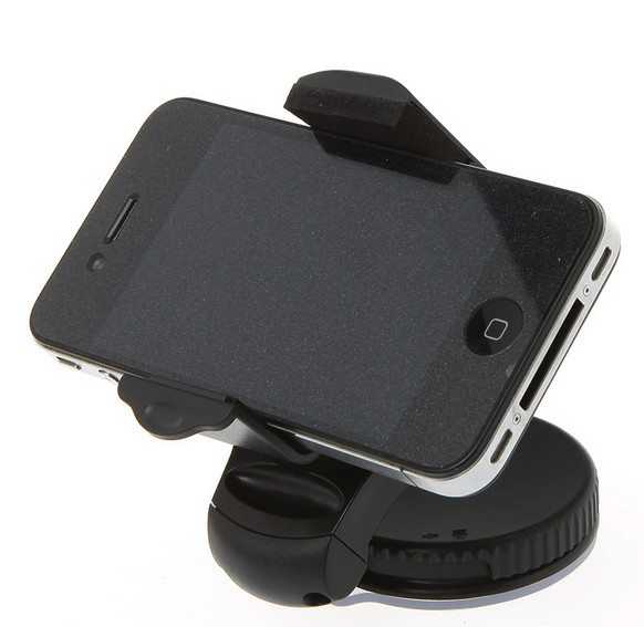 Universal Car Windshield Mount Holder Bracket for Cell Phone i Phone 4 4S 5