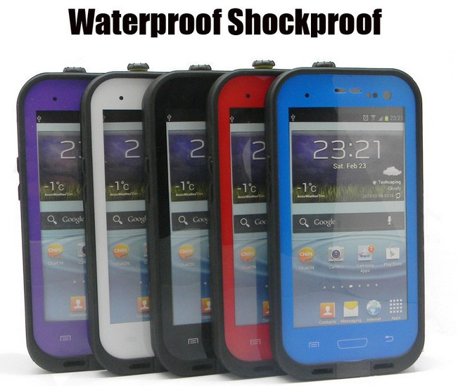 New Waterproof Shock