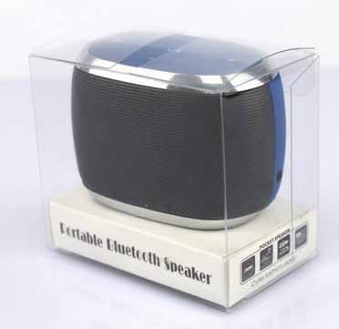 Newest Mini Bluetooth Wireless Rechargeable Speaker in Black