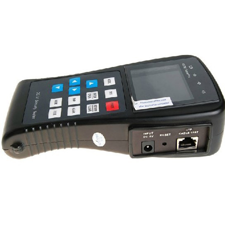 2.8inch LCD Monitor CCTV Security Tester   Camera Video PTZ RS485 Test Stest-890
