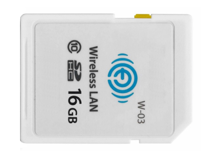 MEMORY CARD for TOSHIBA SDHC FLASHAIR WIFI Class 10 16GB 16G 16 G GB SD HC   WIRELESS