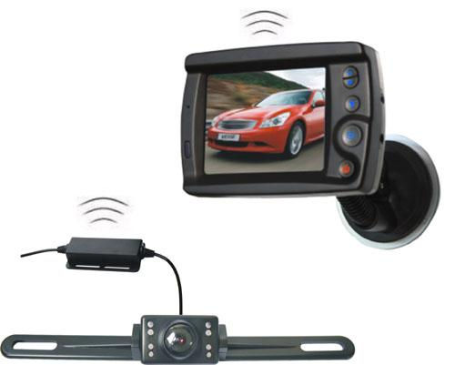 "3.6"" Wireless Rear View Reversing Camera Monitor"