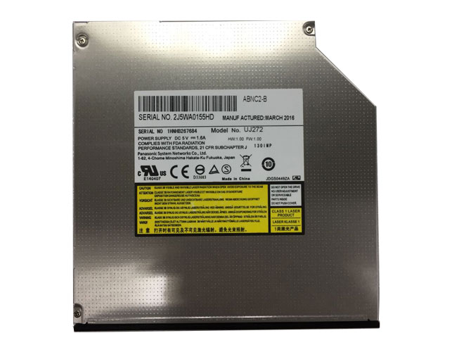 UJ-272 UJ272 9.5mm SATA Blu-ray BD DVD Burner Drive replace UJ262