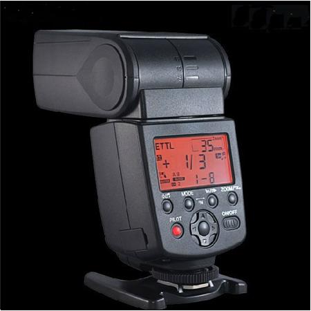 YN-568EX II   TTL Master High Speed Sync 1/8000s Flash Speedlite