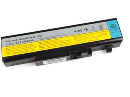 Batterie pour DELL 55Y2054, L08L6D13