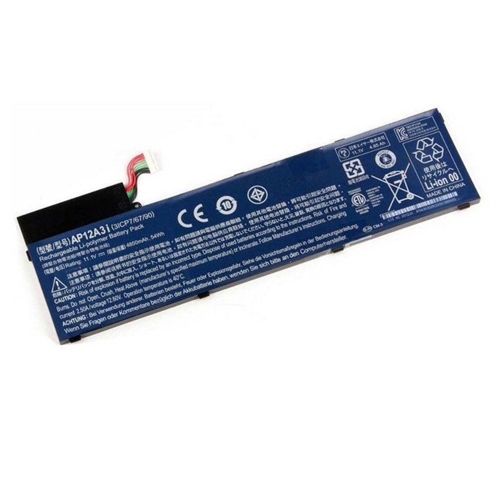 Batterie pour ACER Aspire Timeline Ultra U M3-581TG M5-481TG 4850mAh/54WH/6Cells