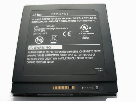 Batterie pour HP_COMPAQ BTP-87W3
