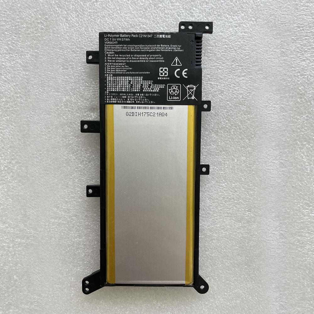 Batterie C21N1347 compatible pour ASUS X555 X555LA X555LD X555LN 2ICP4/63/134 37WH