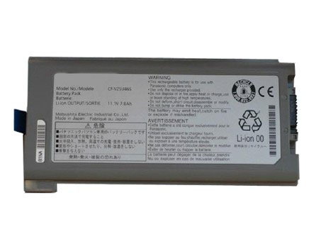 Batterie pour PANASONIC CF-VZSU46 CF-VZSU71U