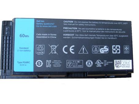 Batterie pour ADVENT FV993 PG6RC R7PND 0TN1K5