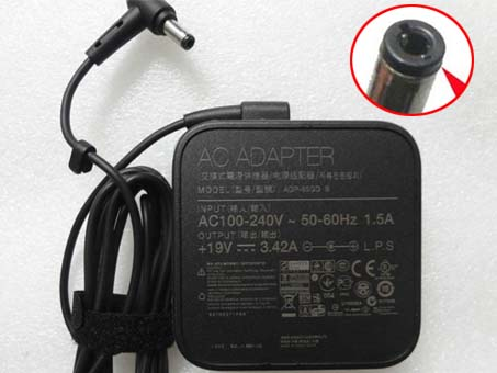Batterie pour 100-240V  50-60Hz (for worldwide use)  19V  3.42A,65W 19V 3.42A