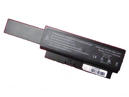 Batterie pour BENQ HSTNN-DB91 HSTNN-OB91 HSTNN-I69C-3