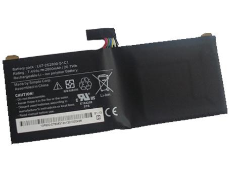 L07-2S2800-S1C1 L07-2S2600-S1C1 batterie