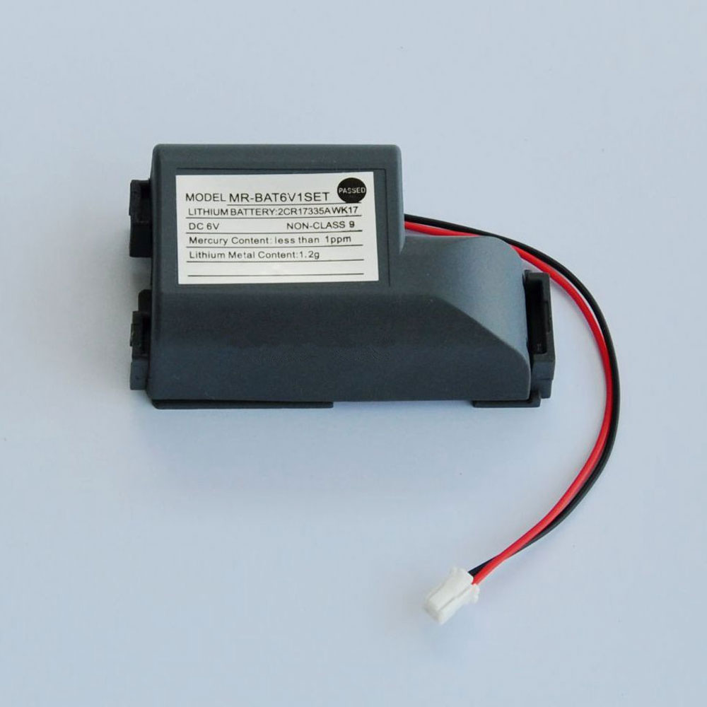 Batterie pour 2000mAh 6V MR-BAT6V1