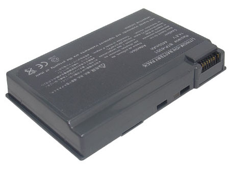 Batterie pour ACER BTP-63D1 BTP-AHD1 60.49Y02.001 91.49Y28.001 91.49Y28.002 BT.00803.007  BT.00805.002 BT.T2803.001