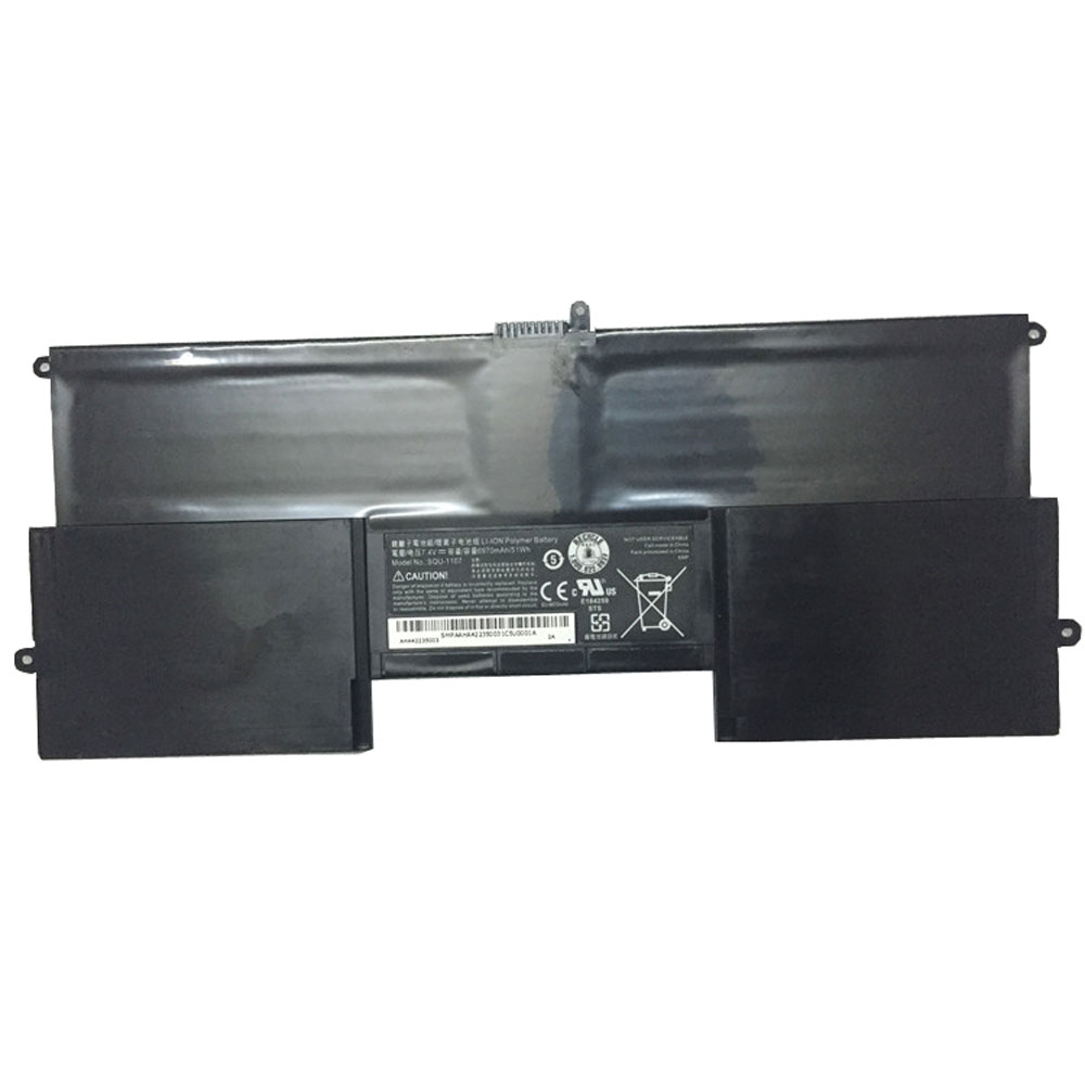 Batterie pour Vizio CT14 14 CT14-A0 CT14-A1 CT14-A2 CT14-A4 CT14-A5 6970mAh/51Wh