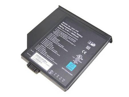 SQU-415 SQU-413 batterie
