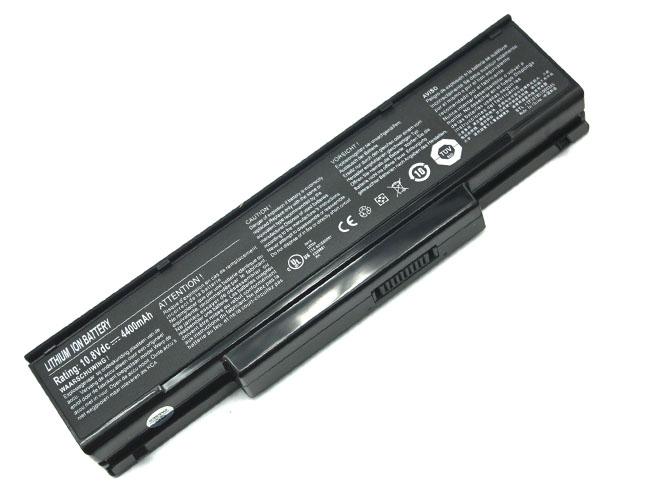 SQU-601 SQU-706 SQU-718 BTY-M66 batterie