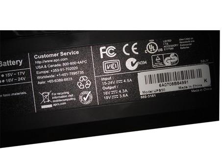 Batterie pour LENOVO UPB50