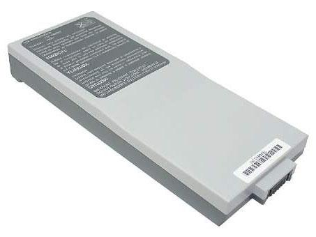 Batterie pour NEC 441670000051 442670000005 442670040002 442670060001 442870040002 ICR-18650G OP-570-75102 ...