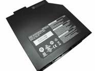 DELL MOBL-  M15X6CSECBATBLK Laptop Akkus